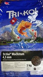 Tri Koi Croissance–de qualité koifutter–4,5mm