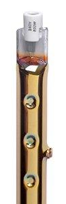 Value 4Lot de Heatmaster Doré Parasol Chauffage ampoules