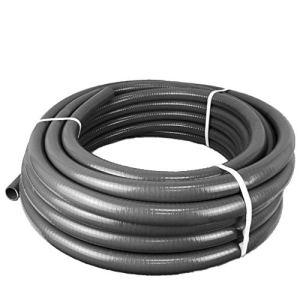 well2wellness Tuyau Flexible en PVC 63 mm pour Piscine et Bassin Rouleau DE 15 m