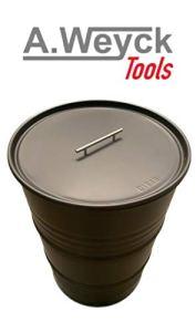 A. Weyck Tools Couvercle pour fût en métal thermorésistant 60 cm