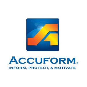 Accuform»Fire Department Connection» Safety Sign, Accu-Shield, 10 x 14 Inches (MFXG542XP)