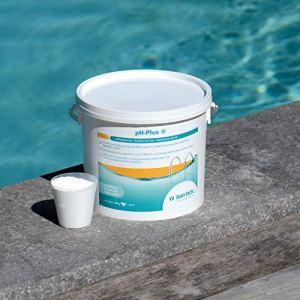 Bayrol Poudre de contrôle du pH ph-Plus 1194815,5kg