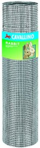 Blinky 66705 Grillage zingué pour parcours de lapin, 6,3 x 6 x 3, Fil de 0,55 mm, Longueur 5 m, Hauteur 50 cm