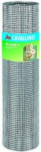 Blinky 66710 Grillage zingué pour parcours de lapin, 6,3 x 6 x 3, fil de 0,55 mm, longueur 5 m, hauteur 100 cm