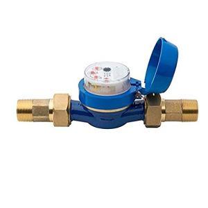 Compteur d'irrigation Hunter pour programmateurs Hydrawise. Filetage mâle 1 1/2″. Comprend un émetteur d'impulsions d'un litre. DN 40mm
