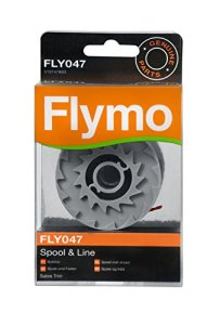 Flymo FLY047 Sabre Trim Bobine simple fil pour coupe-bordures
