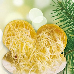 Inovey 10Pcs Or Graines De Luffa Graines De Légumes Exotiques