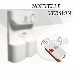 Mg international – a80teleesp011 – Télécommande pour Alarme de Piscine aquasensor espio d'après Milieu 2009 maytronics