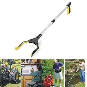 Pince de préhension, rotative de 81,3 cm de long, outil pratique pour ramasser des objets