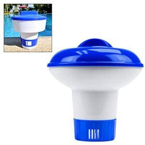 Surenhap Distributeur de chlore flottant pour piscine 12,7 cm