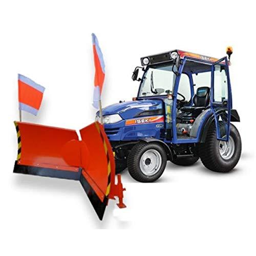 Vario KAT-0 Raquette à neige avec fixation hydraulique, orange
