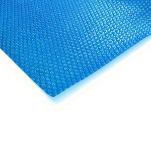 Zelsius bâche a bulle de Piscine Blue Rectangulaire I bache Solaire à Bulles Piscine I 400µ – Ronde,8 x 5 m