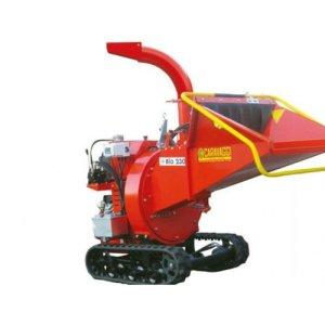 Broyeur thermique CARAVAGGI BIO 230 H TN – Honda GX620 pro – diamètre 12 cm – sur chenilles