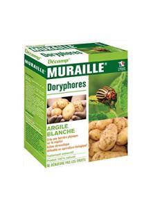 Décamp – Argile blanche contre les Doryphores adultes