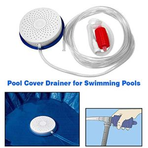 Pompes de piscine – Surface d'égouttage pour piscines hors-sol