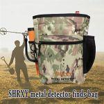 shrxy – Détecteur de métaux – Sac Multifonction – Outil pour pinpointeur Garrett Detector XP Propoininter Pack Mule Pochette
