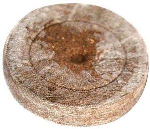 TWGDH 100pcs Tourbe de démarrage de semences de granulés de Tourbe