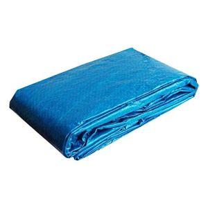 Abok Gear Housse de Piscine extérieure en Tissu de Tente en Polyester résistant aux UV, 400X210CM