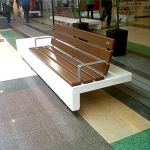Banc de jardin ELA PLUS – Zone publique EN1176
