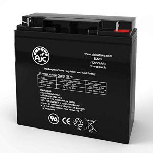 Batterie Simplicity 16FCC & 12V 22Ah Pelouse et Jardin – Ce Produit est Un Article de Remplacement de la Marque AJC®