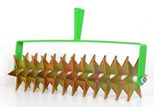 Cultivateur étoile Cultivateur krümler krümler Roll Houe 41cm de 12Star TMX