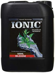 Growth Technology Engrais/Engrais Ionic Soil Bloom (5 L)