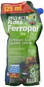 JBL Ferropol Recharge 625ml, Recharge d'engrais pour plantes d'aquarium d'eau douce