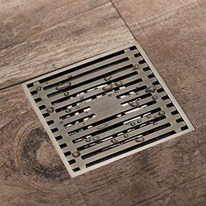YHSGY Drain De Sol Drains Brossés Couverture Baignoire Douche Drains De Sol Déodorant Tous Les Accessoires De Drain De Déchets en Cuivre