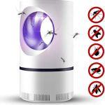 ZYF Lumières de Tueur de moustiques électriques, Tueur d'insectes UV de lumière de Bug Zapper Portable, pour Le Camping, la randonnée, l'intérieur extérieur