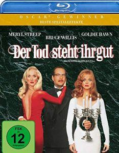 Der Tod Steht Ihr Gut [Edizione: Germania] [Blu-Ray] [Import]