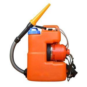 FEE-ZC 20LE Pulvérisateur électrique, désinfection de l'environnement et Machine de nébulisation agricole, Taille de gouttelettes de Brouillard 5 à 50mu; m, 2200W, Rouge
