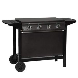 Happy Garden Barbecue au gaz Redfern – 4 brûleurs 14kW