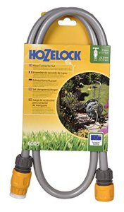 Hozelock Ensemble pour connexion de tuyau d'arrosage