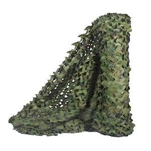 Liyu Serviette pour le maillage de camouflage pour enfants Chassant Tiro Red Armée militaire Cache Filet de camouflage (Size : 5 x 6 m)