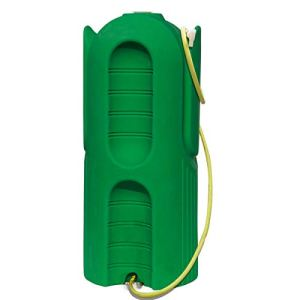 Plasteau – Cuve Ecopluie 800 litres vert pour la récupération de l'eau de pluie