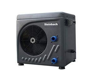 Steinbach Mini Pompe à Chaleur Noir