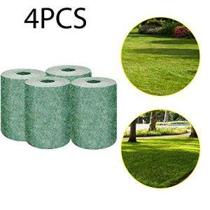Tapis de démarrage résistant au vent pour plantes, plantes, tapis de plantation, solution de croissance pour pelouses, patchs de chien et ombre