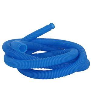 yourGEAR Tuyau de piscine PH Ø 32mm x10m Tuyau flexible d´aspiration divisible tous les 100cm
