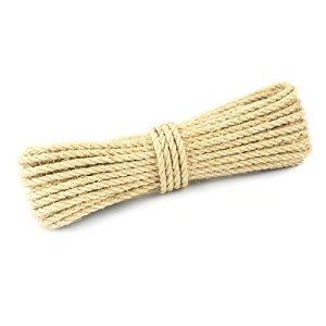 50m corde de sisal naturel 30mm