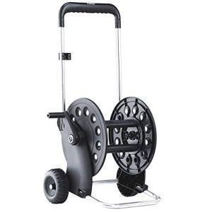 Câbleur manuel enrouleur avec du plastique et des roues en aluminium 8980