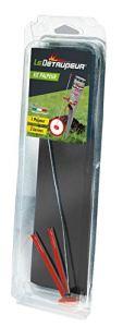 DETAUPEUR Kit SAV 2 Tiges + 1 Palpeur Taupes et Pieges Anti Campagnols | Utilisable sous la Pluie | Armement en Toute Sécurité, Système Exclusif