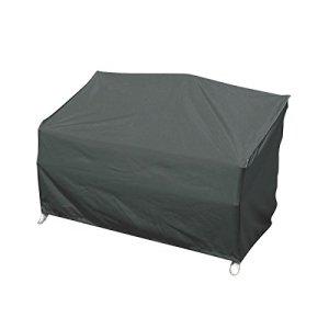 Housse de protection pour meuble de jardin 160 x 80 cm – Bâche de protection pour mobilier de jardin – Protection fonctionnelle pour mobilier extérieur grande capacité
