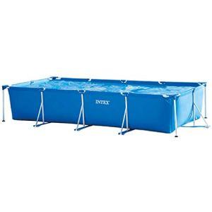 Intex intex -58982-piscine rectangulaire »family»450x220x84 cm
