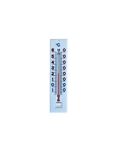 JAG DIFFUSION Thermomètre STIL Blanc 10 x 11 x 12 cm 498113