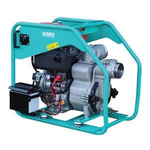 Motopompe diesel eaux très chargées débit 1750 litres/min WORMS