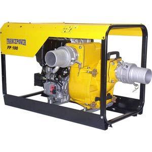 Motopompe thermique trash moteur LOMBARDINI