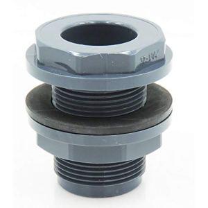 ø 50 mm – 2″ Traversée de paroi en PVC pour tuyau ø 50 mm