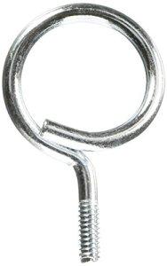 Platinum outils Jh807–100Bride Bague, 1/4de 20–11/10,2cm ID, 100par boîte