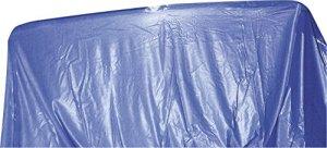Steinbach de Piscine, Rond, Bleu, diamètre 4,60x 1,10m, épaisseur 0,22mm, 011905
