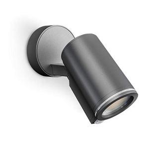 Steinel 058616 Projecteur LED, Aluminium, 7 W, Anthracite
